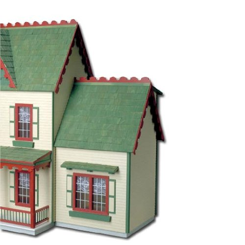 (Dollhouse Miniature Colonial Jr. Addition for #91030 or #9401 by RGT)