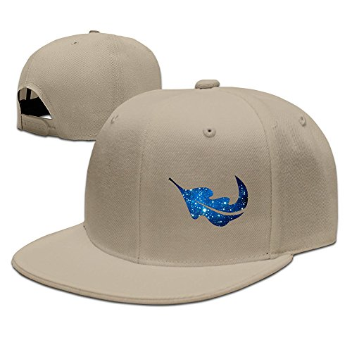 [HIITOOP Star Feather Baseball Cap Hip-Hop Style Natural] (Hip Hop Felt Hat With Feather)