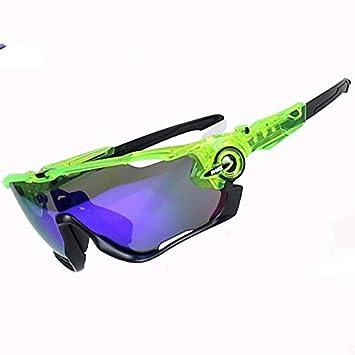 DAYANGE Polarized MTB Ciclismo Gafas 5 Lentes Ciclismo Gafas ...