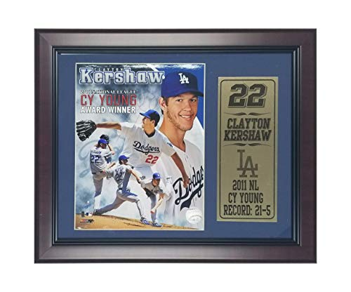 Encore Clayton Kershaw 2011 NL CY Young 11