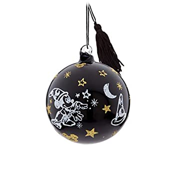 Amazoncom  Disney Mickey Mouse Sorcerer Christmas Ornament
