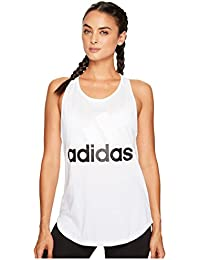 Women's Essentials Linear Loose Tank Top