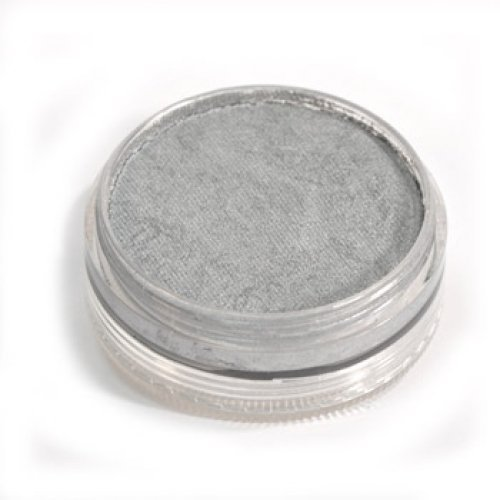 Wolfe FX Face Paints - Metallix Silver 200 (45 gm)