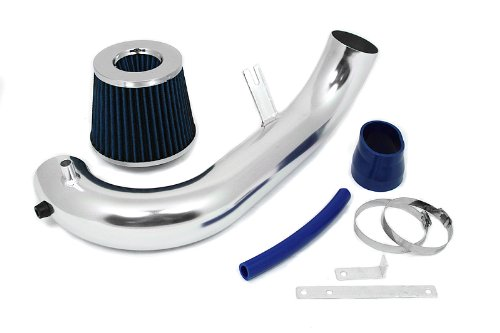 01 02 03 04 05 Honda Civic 1.7L Short Ram Intake Blue (Included Air Filter) #SR-HD5B
