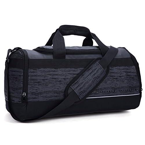Mier Large Duffel Bag Men's With Shoe Compartment