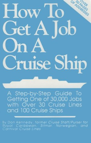 Buy How to Get a Job on a Cruise Ship Book Online at Low Prices in