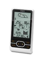 Oregon Scientific WMR-86 - Estación meteorológica profesional con sensor de viento, lluvia y termo higrómetro