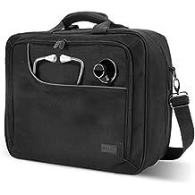 USA Gear Medical Equipment Supplies Bag Doctors, Pharmaceutical Reps, Nurses Vet Techs Padded Shoulder Strap & Adjustable Storage Compartments Prescription Medication