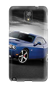 Hot Fashion KvAfY2710kmzti Design Case Cover For Galaxy Note 3 Protective Case (2014 Dodge Challenger Srt8)