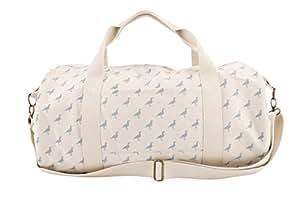 Diseño de bolsa de deporte repetición de gaviota