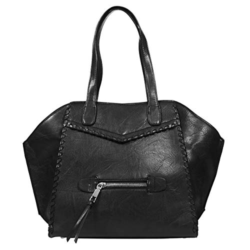 BCBGeneration Lightweight Satchel Shoulder Bag for Women by BCBG ()