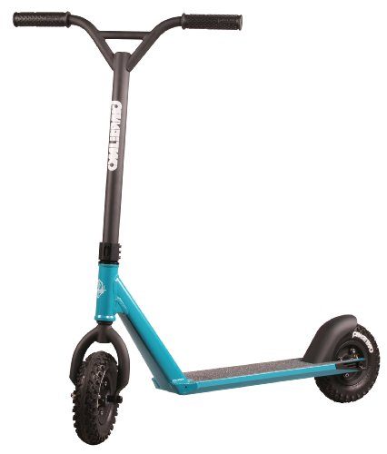- Razor Phase Two Dirt Scoot Pro Scooter - Teal