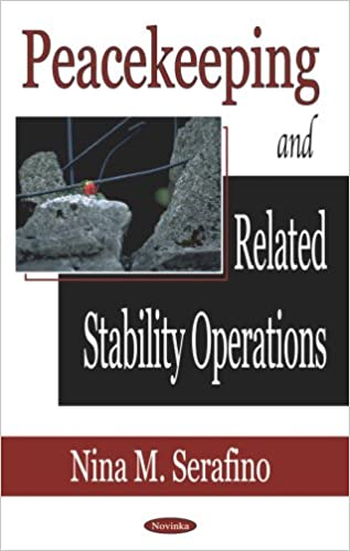 Peacekeeping And Related Stability Operations