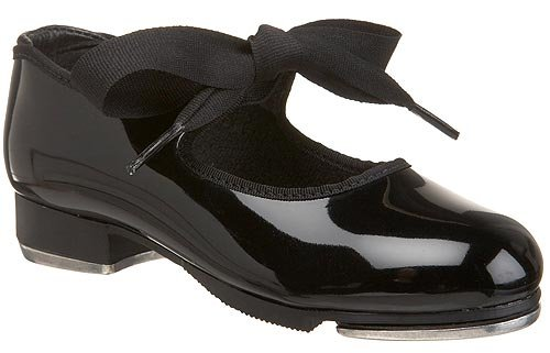 Capezio Dance Infant/Toddler Girls' Jr. Tyette N625,Black Pa
