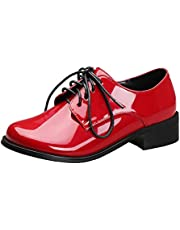 Melady Women Classic Brogue Shoes