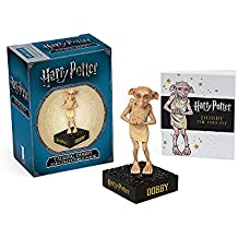 Harry Potter Talking Dobby and Collectible Book (Miniature Editions)
