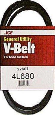 - Mbl General Utility V-Belt 1/2