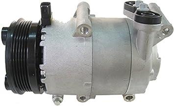 BEHR HELLA SERVICE 8FK 351 113-961 Compresor, aire acondicionado: Amazon.es: Coche y moto