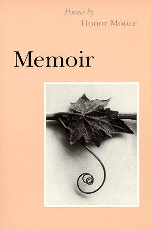 Memoir: Poems