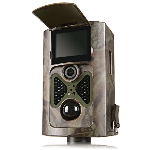 Annke Invisible Infrared Waterproof Wildlife