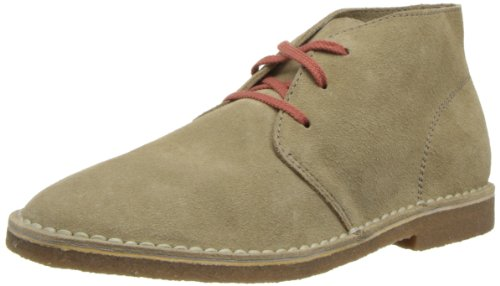 SeaVees 3 Eye Chukka Suede Shoe - Men's Sand Suede, 10.5