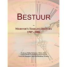 Bestuur: Webster's Timeline History, 1707 - 2006