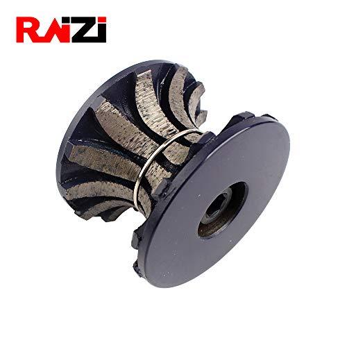 2 Cm Bit Router Diamond - Maslin Raizi M10 stone edge shaping Diamond Router Bits For Ogee Full Bullnose 20/30 mm thickness stone edge - (Grit: Segment, Size: V30)