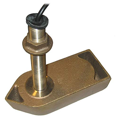 Si-Tex 307/50/200t-Cx Thru-Hull Transducer F/Svs-650, Cvs-126 & ()