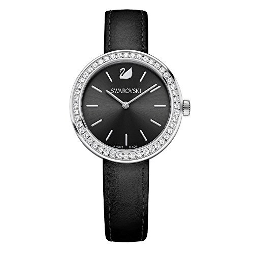 Ladies' Swarovski Crystal Daytime Black Watch 5172176