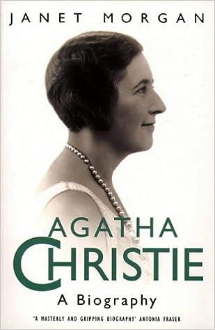 biography agatha christie book