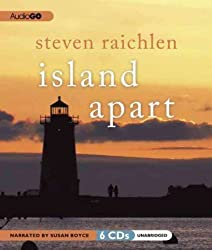 [Island Apart [ ISLAND APART BY Raichlen, Steven ( Author ) Jun-05-2012[ ISLAND APART [ ISLAND APART BY RAICHLEN, STEVEN ( AUTHOR ) JUN-05-2012 ] By Raichlen, Steven ( Author )Jun-05-2012 Compact Disc