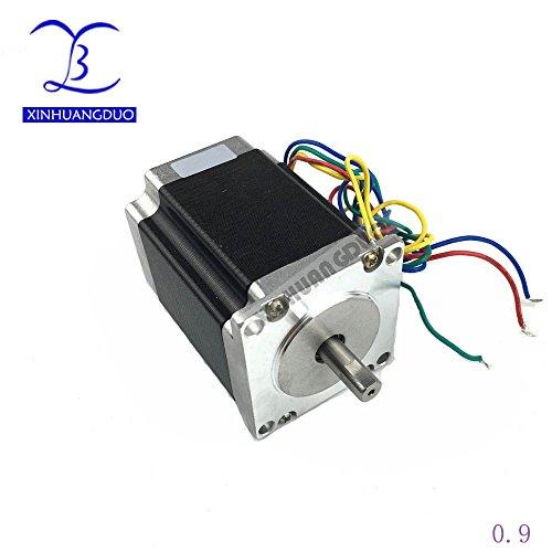 1 PCS 2 phase 4-Leads 20Kgcm 76mm CNC Nema 23 Stepper Motor 3D Printer motor
