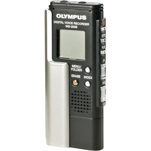 Olympus WS-200S 128 MB Digital Voice Recorder