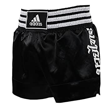 Martial Trunks Adidas Trainingwhite Shorts Muay Thai Boxing Arts H9D2WEIeY