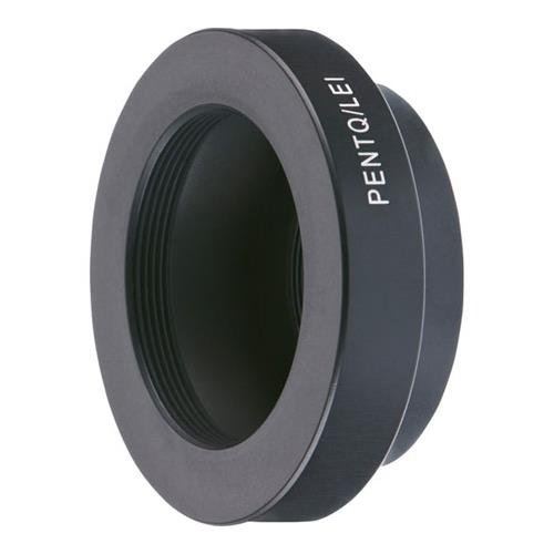 - Novoflex Bellows Adapter for Pentax Q Body to M39 Lens Mount (PENTQLEI)