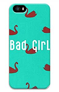 Bad Girl Hard Case Cover iphone 4s