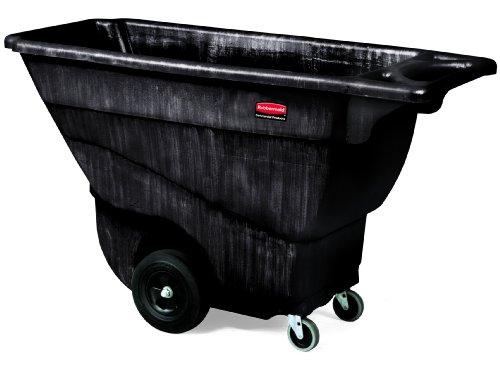 Rubbermaid-Structural-Foam-Dump-Truck-Black