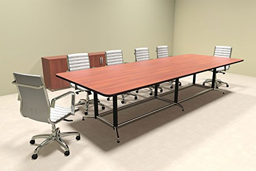 12' Rectangular Conference Table - 3