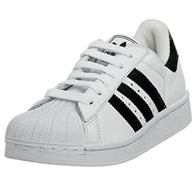 Amazon.com | adidas Originals Big Kids' Superstar II ...