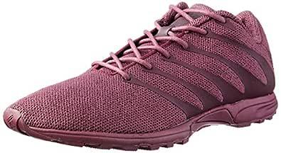 Inov-8 Women's F-Lite 195 Knit Running and Gym Training Shoe, Purple, 10 US
