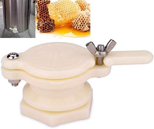 丈夫なナイロン蜂蜜タップゲートバルブ養蜂抽出器瓶詰め蜂蜜ゲート蜂蜜抽出器養蜂用具