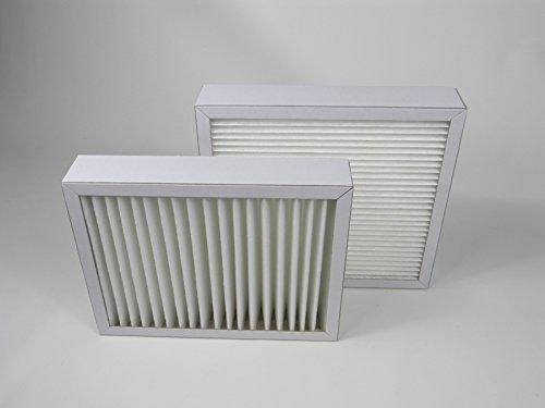 Filtro Set G4/F7adatto per hoval homevent FR 180/FRS 180/RS 180(zafs 180) (2Filtri) Sparhai24
