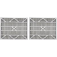 Tier1 20x25x6 Merv 8 Air Filter Replacement for Aprilaire Models 2200 and 2250 2 Pack