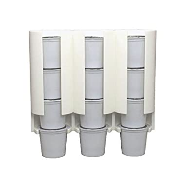 Kuptrol Compatible K-Cup Coffee Pod Holder