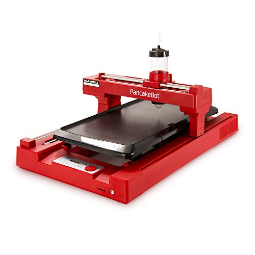Price comparison product image PancakeBot PNKB01RD Pancake Bot,  Red