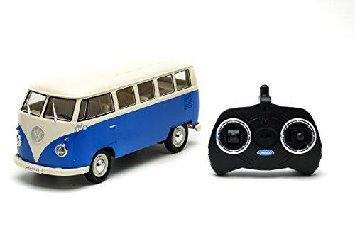 Volkswagen Bus ワーゲンバス ラジコンカー (ブルー)