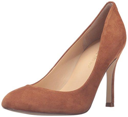 Ivanka Trump Femmes Janie4 Pompe Cognac