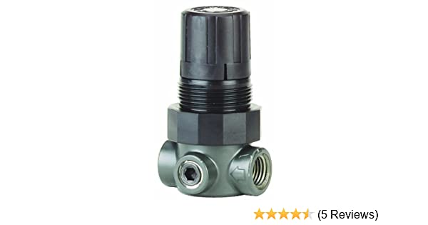 Zinc Body 0-15 psi Dwyer Series MPR Miniature Pressure Regulator Air and Water