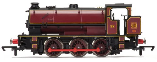 Hornby R3466 0-6-0ST J94 Class 22 United Steel Company for sale  Delivered anywhere in USA
