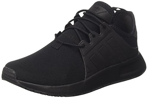 adidas Mens X PLR Mesh Black Trace Grey Metallic Trainers 8.5 US ()